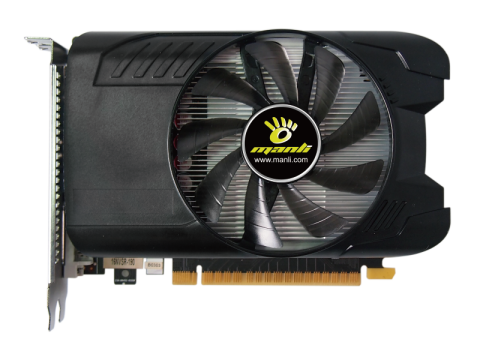 MANLI GeForce GTX 1050 (F352G+N452-00)